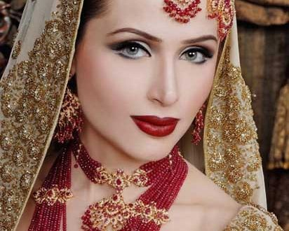 Mehndi Hairstyles For Brides : Ather shahzad bridal makeup for barat valima and mehndi health