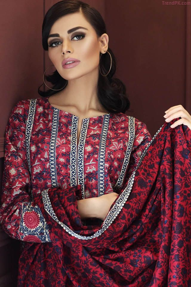 khaadi unstitched winter 2015 collection 6   fashion
