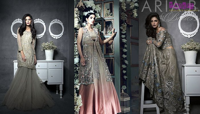 Mariab Wedding Collection 2017 Bridal Collections