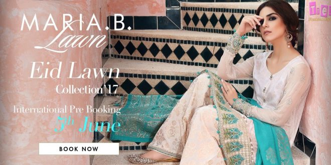 a31cb444b8 MARIA.B. Eid Lawn Collection - Eid Collections
