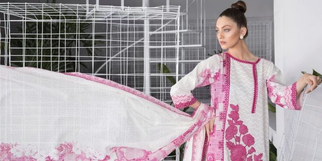 22586a675 Sapphire Spring 2018 Lawn Vol 2 Eid Collection - Eid Collections